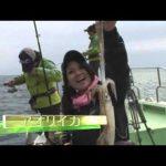 紀北町引本浦の船エギング(2014年1月11日放送分)