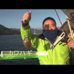 紀北町引本浦の船カワハギ(2014年2月15日放送分)