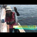 鳥羽市石鏡沖のライト深海釣りパート1(2015年7月11日放送)