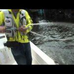 愛知県知多市のボートのベイチヌ(2015年8月8日放送)