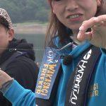 愛知県犬山市入鹿池のワカサギ(2017年11月11日放送)