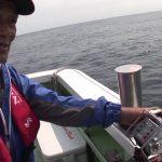 京都府宮津沖の船のマダラ釣り前編(2017年7月15日放送)
