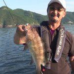 紀北町引本浦のボートの根魚パート1(2017年7月29日放送)