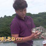 南伊勢町中津浜の筏チヌ(2017年8月12日放送)