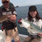 紀北町引本浦のボートの根魚パート3(2017年8月19日放送)