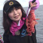 南伊勢町宿浦のボートのライトジギング(2017年9月30日放送)