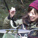 松阪市飯高町櫛田川のアマゴ(2018年3月31日放送)