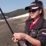 志摩市浜島の渚釣り(2018年4月21日放送)