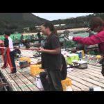 紀北町紀伊長島の釣堀大会(2014年12月6日放送)