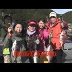紀北町紀伊長島の釣堀(2015年1月3日放送)