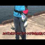 南伊勢町田曽浦の波止釣り(2015年9月12日放送)