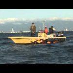 四日市霞のボートのライトジギング(2015年10月10日放送)