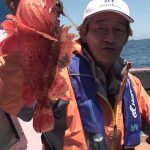鳥羽市石鏡のライト深海釣り(2016年6月4日放送)