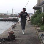 愛知県南知多日間賀島の波止タコ(2016年8月6日放送)
