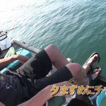 南伊勢町中津浜の筏チヌ(2016年10月1日放送)
