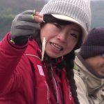 愛知県犬山市入鹿池のワカサギ(2017年1月21日放送)