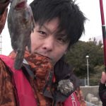 四日市北部の波止釣り巡り(2017年4月8日放送)