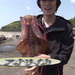 南伊勢町の波止釣り巡り(2017年6月17日放送)