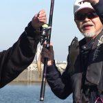 津市ヨットハーバーの釣り大会(2018年11月24日放送)