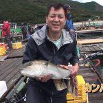 紀北町紀伊長島の釣堀大会(2018年12月8日放送)