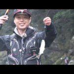 松阪市飯高町櫛田川のアマゴ(2019年3月30日放送)