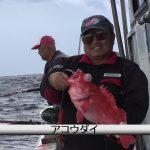 鳥羽市石鏡沖の深海釣り(2019年12月21日放送)