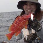 南伊勢町中津浜の船のタイラバ・スーパーライトジギング(2020年7月4日放送)