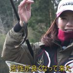 津市美杉町長瀬太郎生川のアマゴ(2021年5月22日放送)