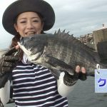 四日市天カ須賀のボートのベイチヌ(2021年9月11日放送)