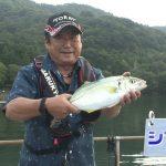 南伊勢町内瀬の釣堀パート1(2021年10月2日放送)